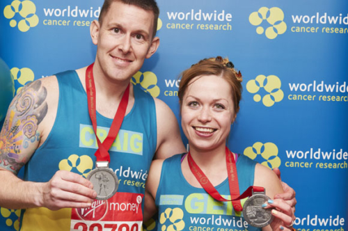 Charity Comms Training - Marathon Runners