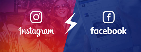 Facebook v Instagram which is better for your marketing pound?